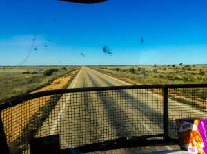 Nullarbor run